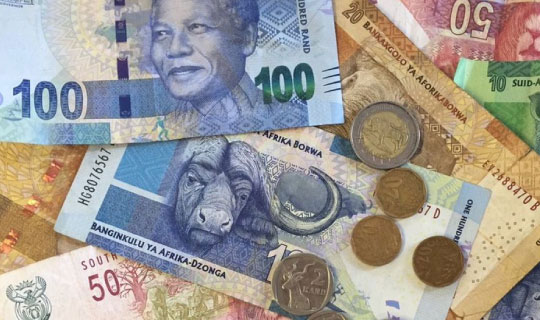 Currency Information for travelling to South Africa