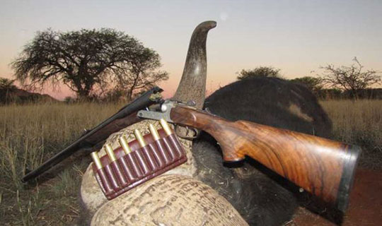 Firearms Information for travelling to South Africa